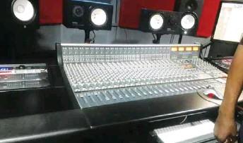 ??  ?? Interior view of ACI studio