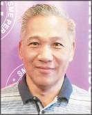 ??  ?? 怡保27日訊│馬來西亞中小江華強 馬來西亞中小型企業總會總會長