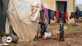 ??  ?? Camps for displaced people in Idlib would be hit especially hard by the closure