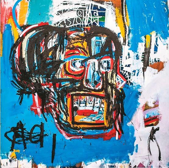 ??  ?? Con esta suma, su cuadro Untitled batió en 2017 el récord de la obra más cara vendida en una subasta de un artista estadounidense. Los compradores originales habían pagado por ella 19.000 dólares. 110,5 MILLONES DE DÓLARES.