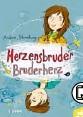 ??  ?? ANDREA SCHOMBURG, DOROTHEE MAHNKOPF (ILLUSTR.): Herzensbruder, Bruderherz Tulipan, 192 Seiten, 13 Euro als Hörbuch bei Headroom