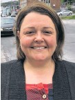 ?? NICHOLAS MERCER • SALTWIRE NETWORK ?? Pamela Edwards is one of the organizers of Randy's Run, which returns to Carbonear on Saturday.