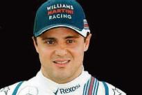 ?? Bai Xue/Xinhua ?? Felipe Massa vai disputar a 14ª temporada na F-1; ele diz que seu carro está melhor e mais competitivo