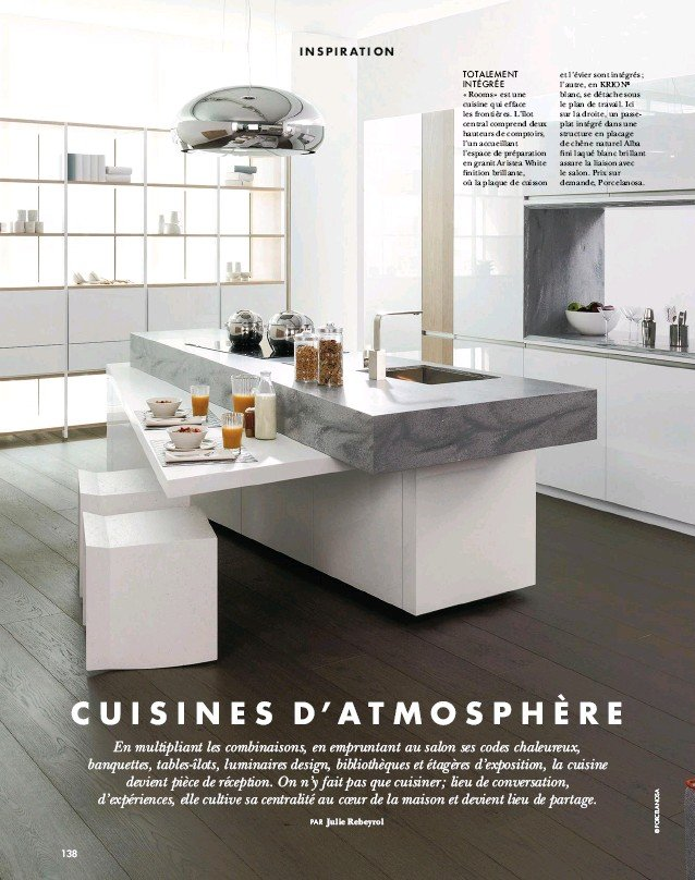 Cuisines D Atmosphere Pressreader
