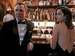 ??  ?? Daniel Craig und Ana de Armas im 25. Bond-film «No Time to Die».