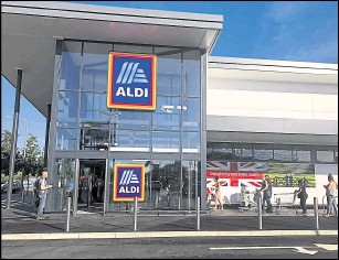 ??  ?? Aldi already has a store in Victoria Road, Ashford, and owns a prime plot of land in Kennington