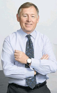 ?? Picture: Supplied ?? Richard Brasher is retiring after more than eight years as Pick n Pay CEO.
