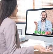 ??  ?? Remote job interviews require a bit of extra preparation.