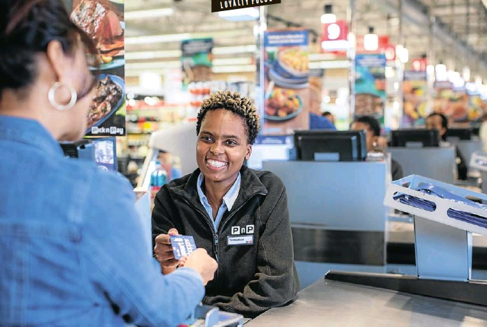 ?? Picture: Supplied ?? Pick n Pay's Smart Shopper card has 8.5-million active users and reached its highest level of participation this year after launching a decade ago.