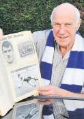 ??  ?? Memories Jim Donaldson looks back