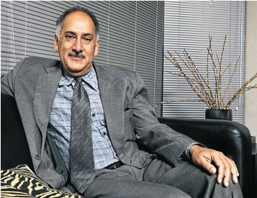 ?? Picture: Robert Tshabalala ?? Busa CEO Cas Coovadia says there's a need for high-level, structured engagement with the government.