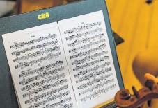 ??  ?? I år gästas festivalen av folkmusikduon Vågspel, som består av tidigare medlemmar av Skallsjö sommarorkester. I framtiden vill orkestern utveckla festivalen genom att bjuda in fler andra musiker.