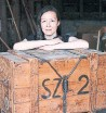 ??  ?? Nicole von Szombathy discovered her relatives' boxes, brought from postwar Germany, in her grandmother's garage.