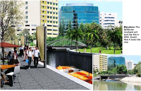 Sembulan riverfront investment reinvesting in the arts