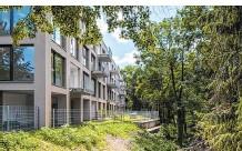 ??  ?? Projekt: Josef-Kutscha-Gasse 1A (Schloss Liesing), 1230 Wien Bauausführende: M&R GU GmbH Planer: ARWAG Bauträger Ges.m.b.H ; Riepl-Kaufmann-Bammer Architektur Bauherr: MIGRA Gemeinnützige Wohnungsges.m.b.H.
