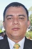 ??  ?? Diego Riveros. Intendente.