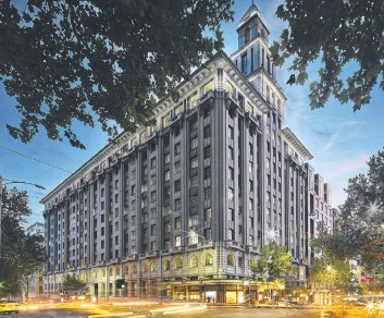 640e4b390eac Treasury Wine Estates has signed a lease in Pembroke s T G Building at 161 Collins  Street in Melbourne