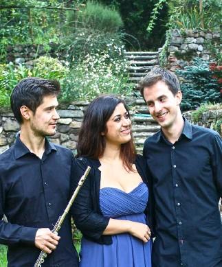 ??  ?? Il Trio Torello