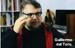 ??  ?? Guillermo del Toro.
