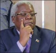 ??  ?? Former Local Government minister Ignatius Chombo