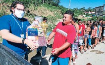 ??  ?? Fuerza Ficohsa resurge hoy con mayor compromiso por el desarrollo sostenible de Honduras y de su gente.