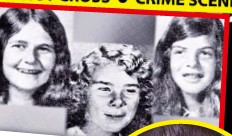 ??  ?? (L-R) Alexis Latimer, Earline Bunch and Sherri Clark were murdered in Folly Beach…