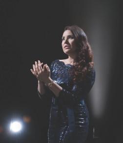 ??  ?? ABOVE Rolex Testimonee Sonya Yoncheva