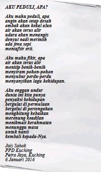 Pressreader Utusan Borneo Sarawak 2016 11 28 Taqarrub Ilallah