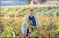 ?? VICENÇ LLURBA ?? Joaquín Enrique Aguiló, presidente de la Agrícola