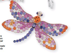 ??  ?? NATURE'S TRIBUTE Van Cleef & Arpels designs ns take a leaf from om nature and their heir 100-year-old archives to create reate timeless beauty uty