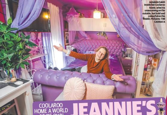 Pressreader Herald Sun 2019 06 22 Jeannie S Dream House Gets The Nod