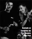 ?? Romain et Sandrine de The Queens Legs Pub ??