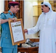 PressReader - AJMAN COPS WIN 5 AWARDS - PressReader