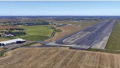 ??  ?? If the plan to re-open Manston airport is unsuccessful, the site may be used as a post-brexit customs facility for lorries