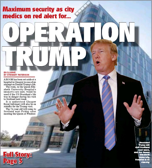 Image result for Operation Trump