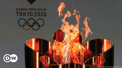 ??  ?? Although Japanese officials insist the games will go ahead, many doubts persist