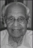 ??  ?? Hassanali Lakhani on his 89th birthday in June. Originally from Kenya, Lakhani came to Canada in 1988. He died Saturday.