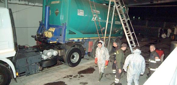 ??  ?? A Molfetta Un'immagine del luogo della tragedia che si è consumata il 3 marzo del 2008 a Molfetta Persero la vita cinque persone