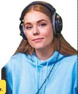 ??  ?? Tonje Gilje sitter i studioet som Flippklipp bruker til direktesendinger og gamingvideoer.