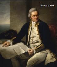 ??  ?? James Cook