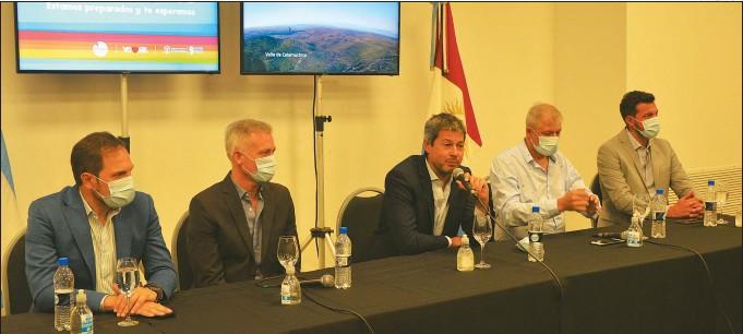 ??  ?? ANUNCIOS. En su última visita a Córdoba, el ministro de Turismo Matías Lammens les dijo a los empresarios que analizaban lanzar el PreViaje para turistas extranjeros.