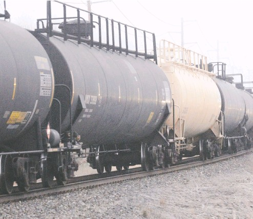 ?? Scott Terrell / Skagit Valey Herald / the asociat ed press files ?? According to A2A Rail, the 2,500-kilometre route will connect Alaska's deepwater ports and existing railway network to Canadian railroads.