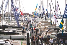 ??  ?? MDL'S Ocean Village Boat Show will be one of the few boat show events this year