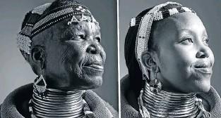 ??  ?? Nneile Nkholise as Esther Mahlangu (1935-)