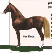 ??  ?? Rex Blees