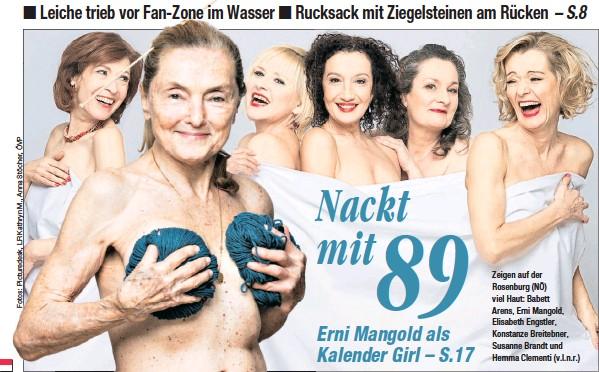 Elisabeth engstler nackt