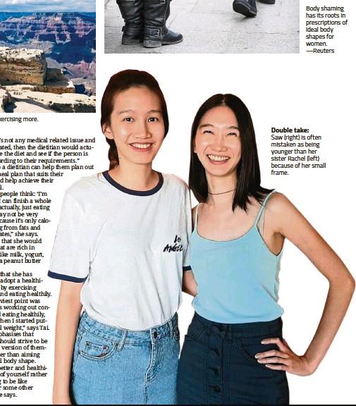 PressReader - The Star Malaysia - Star2: 2016-09-16 - Skinny shaming ...