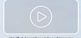 ??  ?? Idris Elba's Accent Game Is Beyond Impressive Concrete Cowboy   Netflix
