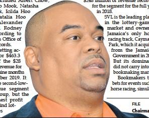 Champion betting co ltd jamaica i bet on it lil bibby afternoon