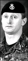 ??  ?? Capt. Richard Steven Leary, based out of Shilo, Man., was killed yesterday when his patrol came under enemy fire.